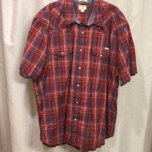 Lucky Brand Pearl Snap Shirt